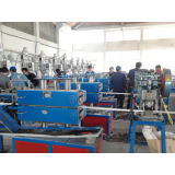 New Condition Plastic Corner Extrusion Machine