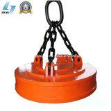 Máquina escavadora Lifting Magnet para Lifting Scraps