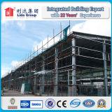 Il magazzino/fabbrica d'acciaio prefabbricati di progetto dell'Africa di alta qualità/si è liberata di