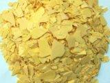 Éclaille jaune/rouge, sulfure de sodium de 60%