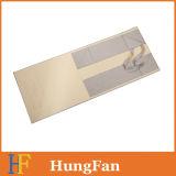 Rectángulo de regalo de papel plegable plano plegable modificado para requisitos particulares del encierro magnético