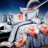 Conjunto fantástico del lecho de la impresión de la caja 3D Digitaces de la almohadilla de la cubierta de base de las ropas de cama