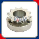 Roda dentada Zinc-Plated (aplicada na maquinaria de construção e na maquinaria do petróleo)