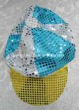 휴일 Sequins 디스코 모자 (PM061)