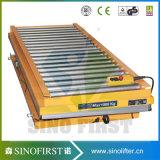 2ton verwendet Möbel-Fabrik-in der stationären Rollen-Aufzug-Tabelle