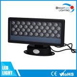 Iluminación de la arandela de la pared del RGB 36W LED