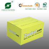 A caixa 2017 de papel por atacado personalizada alta qualidade projetada a mais nova