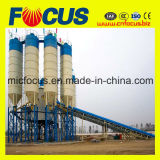 Fornecedor concreto da planta de mistura da grande escala, tipo planta concreta da correia Hzs120 de Batcing