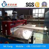 WPC Maschine für das Produzieren Belüftung-der hölzernen Plastikwand, WPC Belüftung-hohle Panel-Strangpresßling-Maschine