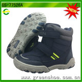 Chaussures bon marché de gaines d'enfants de collet de la courroie élevée TPR de boucle occasionnelles