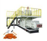 新しい粘土の煉瓦プラント粘土の煉瓦作成機械