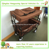 Neues Kids Folding Wagon mit 600d Waterproof Bags Foldable Four Wheel (TC0433)