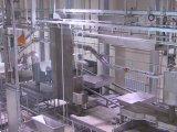 Hecho a máquina de proceso de la canal en China