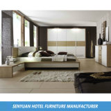 Eben Rabatt-preiswerter Preis-hölzerne Landhaus-Schlafzimmer-Möbel (SY-BS46)