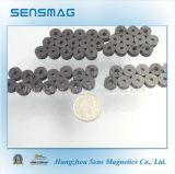 Ímãs ligados da ferrite com radial 6 Pólos magnetizados