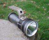 Nachladbare Art CREE Xml T6 LED der Laterne-1000lumen Taschenlampe angeschalten worden durch 2X18650