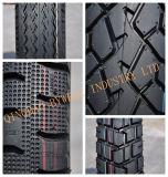 Hervorragende Qualitätsmotorrad-Gummireifen mit verschiedenen Größen und Mustern (Fernsehapparat-Ähnliches Muster)