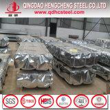 Folha ondulada da telhadura do metal do zinco de alumínio de Sglcd