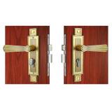 Замки ручки двери гостиницы Mortise замка рукоятки двери входа высокия уровня безопасности установленные