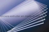 PMMA光学シートラインPMMAの軽いガイド版の製造工場透過シートの放出ライン