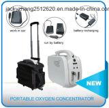 Concentrador portátil do oxigênio de Brotie