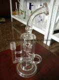 Glas 12 in de Waterpijp van de Wasfles