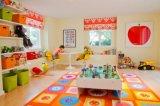 Ungiftige Zeichen-und Zahl-Matte für Baby-Spielwaren mit gedruckten Abbildungen