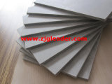 panneau de mur de la colle de fibre de décoration de 6mm