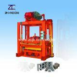 Zcjk4-40 Pequeno manual de investimento, máquina de fazer tijolos
