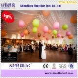2017の一義的で贅沢な結婚式のテント、結婚披露宴のテントの使用料(SDC)
