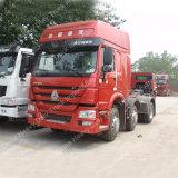 HOWO 6X2 336HP LHD/Rhd 트랙터 헤드 트럭