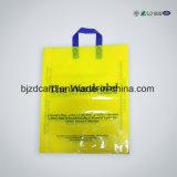 el PE plástico de las compras de encargo de la impresión de la protección del medio ambiente empaqueta al por mayor