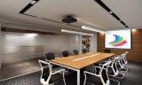 Uispair 20W aleación de aluminio con cuerpo de absorción de sonido de la lámpara pendiente del LED para la decoración de la oficina