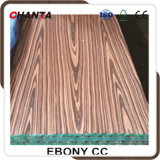 2500 * 640mm Engineered Recon Rosewood Veneer en Egypte