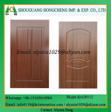 Décoration intérieure / extérieure HDF Peau de porte en mélamine
