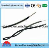 Câble et fil de distribution de la fibre optique Om3 pour la transmission militaire