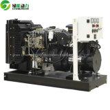 Генератор генератора 80kw Китая Weichai тепловозный молчком с системой CHP