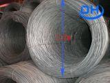 Reforzar el alambre Rod de acero laminado en caliente deformido