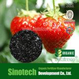 Fertilizante do grânulo 95% de Humate do potássio da fonte de Leonardit