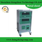 Piezas de doblez arriba exactas de la fabricación de metal de hoja