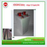 1.2V 50ah電池バンクの太陽エネルギーシステムUPSシステム/Wind/Stored太陽エネルギーのための深いサイクルの長い生命NI鉄NIFeの蓄電池