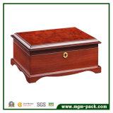 Коробка хранения европейских классических ювелирных изделий деревянная