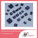 Hohe Leistung Customerized Lichtbogen-Ferrit-Magnet hergestellt von Factory