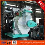 木製の餌の製造所機械おがくずまたは米の殻またはわらの生物量の製造所