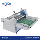 Yfmb-920b 자동 장전식 접착제 보다 적게 및 열 필름 박판으로 만드는 기계