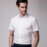 La chemise directe de Mens de constructeur conçoit la chemise 100% de robe des plus défunts hommes de coton
