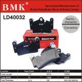 Calidad Premium Front Brake Pads # Ld40031 de Audi , Porsche, Touareg