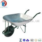 Construction&Gardening utiliza ferramentas o carrinho de mão de Wheelbarrow&Wheel da mão (WB6203)
