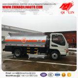 ガソリン補充のためのQ235-aの鋼板タンク車