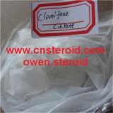 Clomifeneのクエン酸塩の反エストロゲンのClomipheneクエン酸塩のClomidの純粋な粉